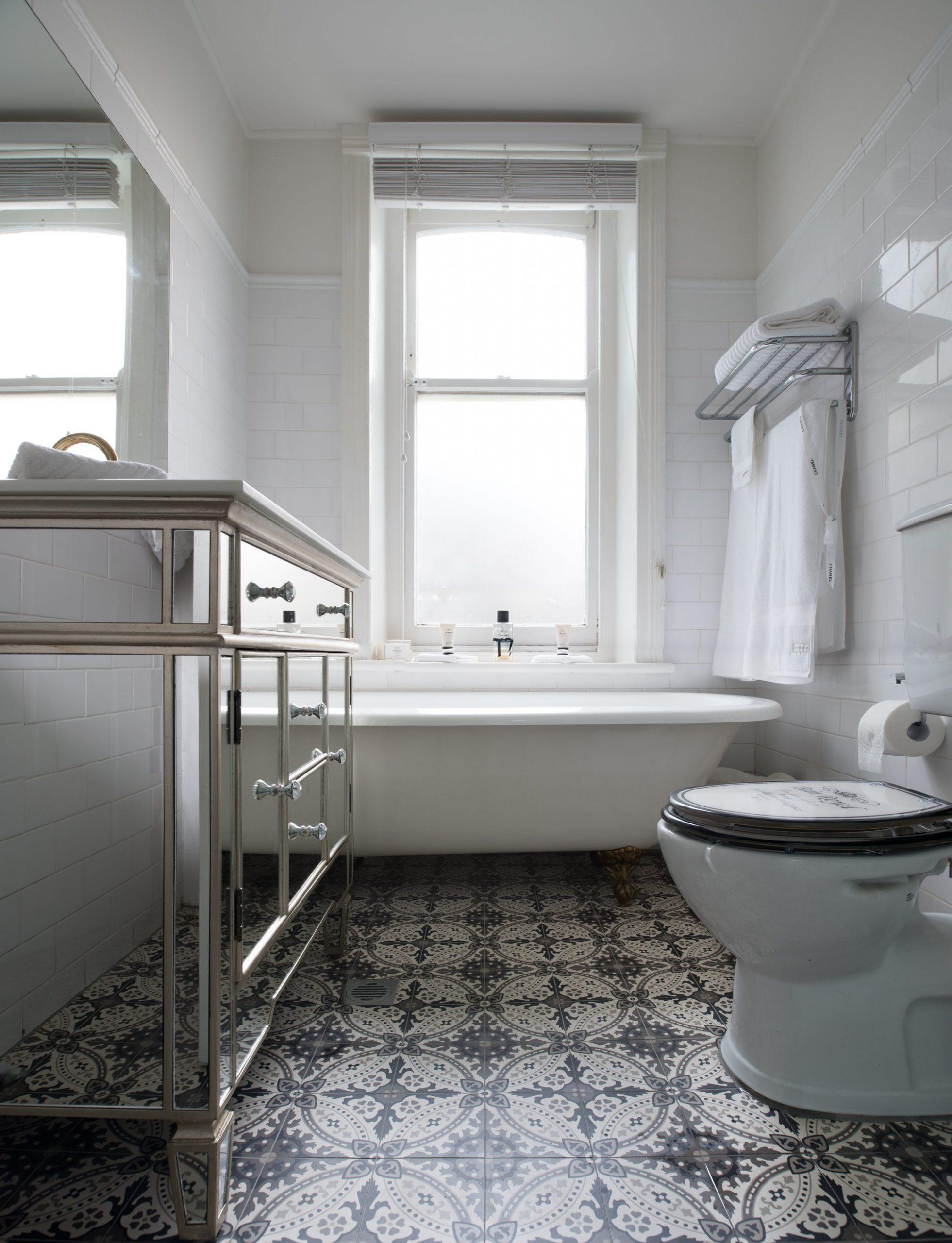 Federation Bathroom Renovation Sytle