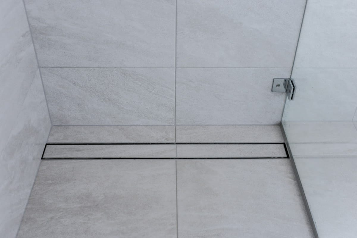 Bathroom-Renovation-Sydney-with-custom-made-stainless-steel-floor-drain-cover