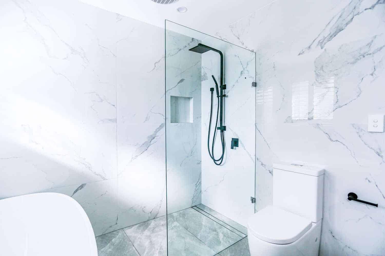 Nu-Trend-Sydney-Bathroom-Renovation-with-KDK-freestanding-bath-frameless-shower-screen