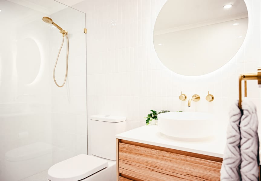 Complete-Bathroom-Renovation-in-Sydney-with-terrazo-floor-tiles-by-Nu-Trend-renovating-contractor-ALBERT-PARK-FULL-WHITE-SUBWAY-WHITE-TILE