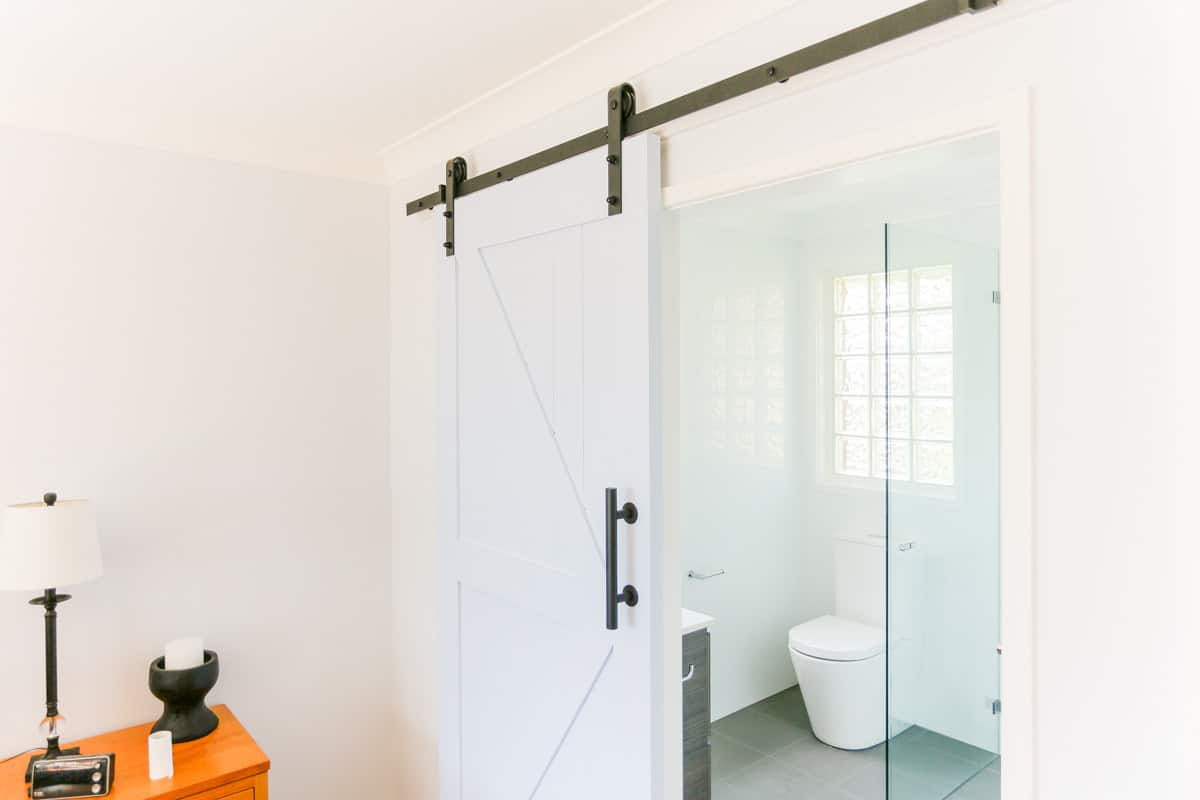 Sydney-Small-Bathroom-Renovation-with-new-sliding-barn-door-entry-from-the-bedroom