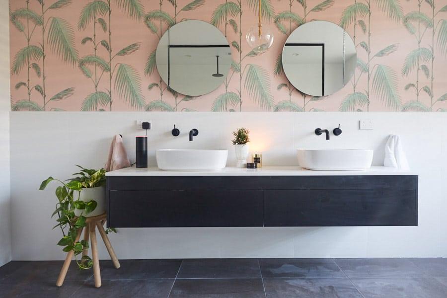Nu-Trend-2021-Bathroom-Interior-Design-Trends-creating-artwork