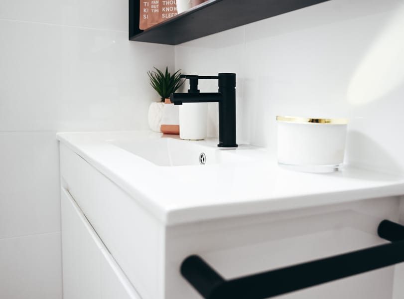 Full-bathroom-renovation-in-Monterey-with-combined-shower-and-bath-completed-by-Nu-Trend-in-Sydney