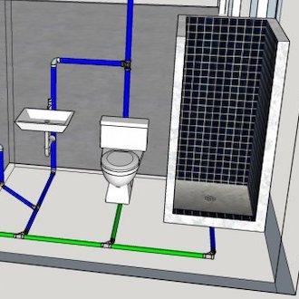 Nu Trend Sydney add a bathroom into a garage