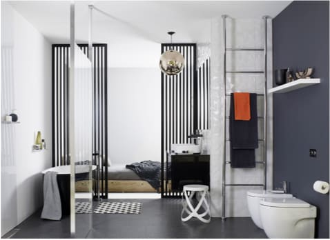 5 Bathroom Renovation Trends in 2020 the Black and White Spa Inspired Look