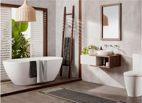5 Bathroom Renovation Trends in 2020 the Day Spa Inspired Look