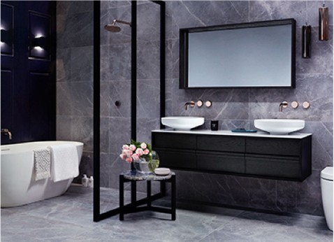 5 Bathroom Renovation Trends in 2020 the Natural Material Inspired Look
