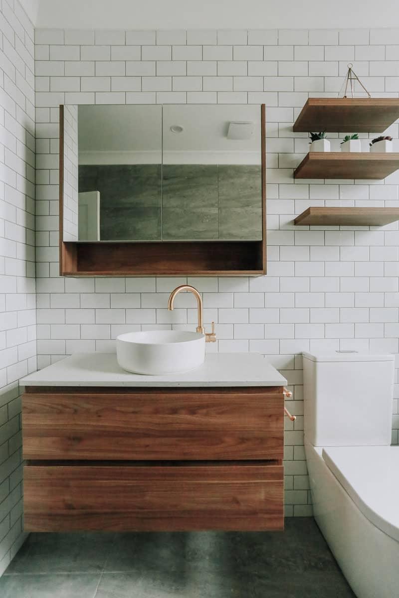 Luxury Shower Renovation With A Bath Tub photo