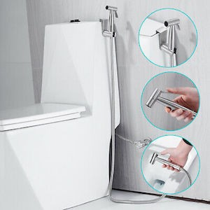 Get a bidet installation or a douche spray in Sydney by Nu-Trend Plumbing