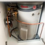How To Install an Electric Water Tank For A Unit