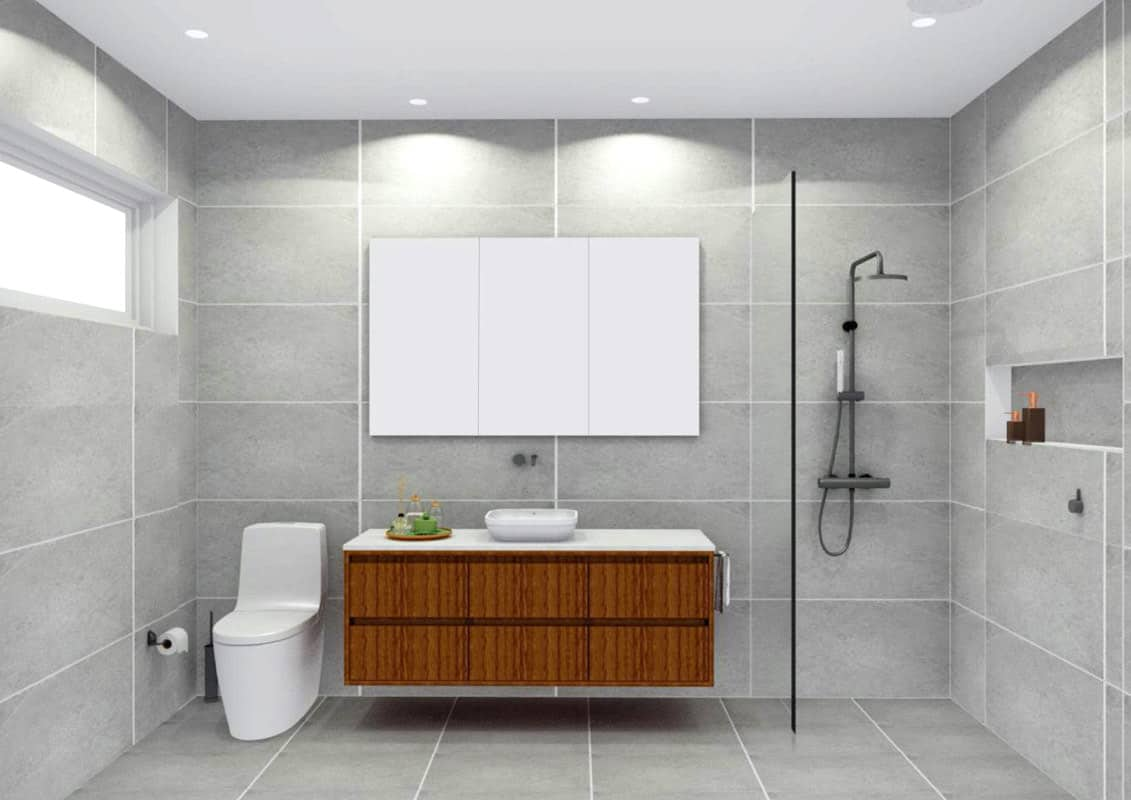 Nu-Trend-Small-Bathroom-Renovation-Design-3D-Virtual-Plan-Sample-with-Abi-Interiors-Tapware-and-Just-In-Place-Vanity