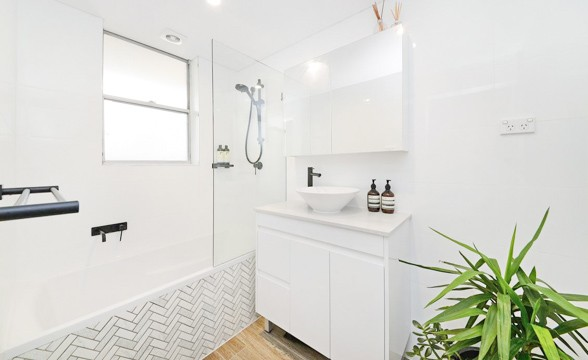 Nu-Trend Sydney Small Bathroom Renovation in Waverley