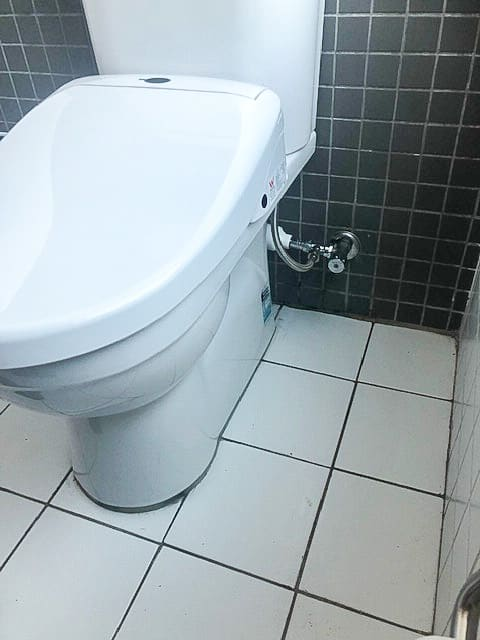 Cost to install a DLUCCI smart bidet toilet seat