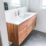Bathroom Renovation With An Eclipse Custom Made Vanity