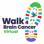 Walk for Brain Cancer Logo